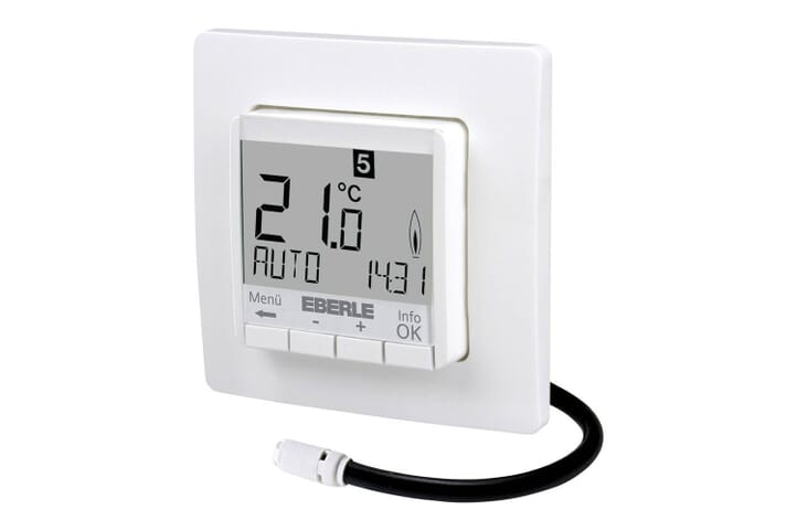 Digital Unterputz Thermostat Dünnbettheizung Elektro Fußbodenheizung